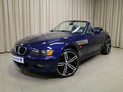 begagnad BMW Z3 1.9 Roadster (140hk) EL-CABRIOLET
