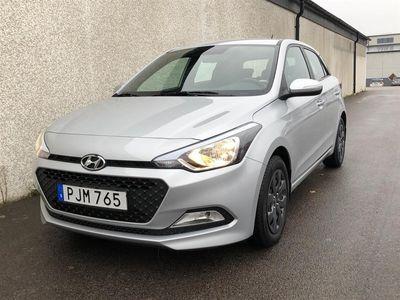 begagnad Hyundai i20 1.2 M5 Holmgrens WinterEdition