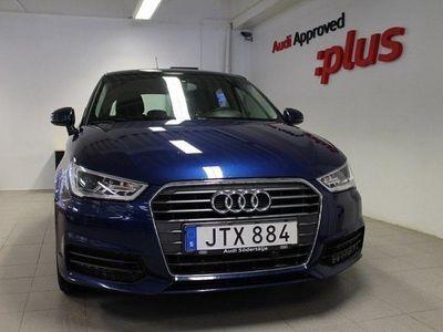 brugt Audi A1 Sportback 1.0 TFSI 2016, Halvkombi 119 000 kr