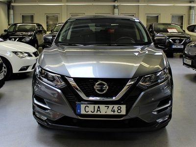 used Nissan Qashqai 1.2 DIG-T Euro 6 115hk / N-CONNECTA