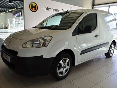 gebraucht Peugeot Partner 1,6 e-HDI Skåp