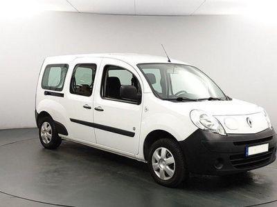 begagnad Renault Kangoo Z.E. Maxi 5-sits Elbil -13