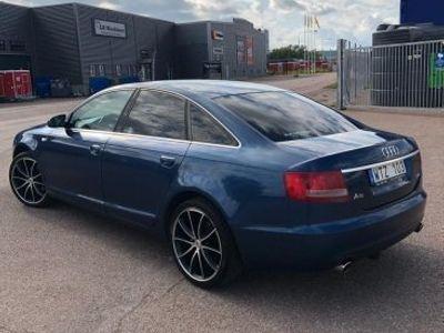 begagnad Audi A6 Ny besiktning och skatt -06
