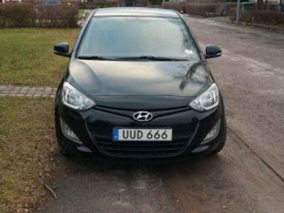 gebraucht Hyundai i20 1,2 GO Edition 85hk -15
