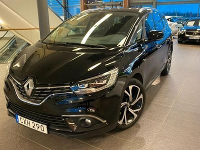 begagnad Renault Grand Scénic GRAND SCENICEnergy dCi 110 BOSE EDC 2018, Kombi 209 900 kr