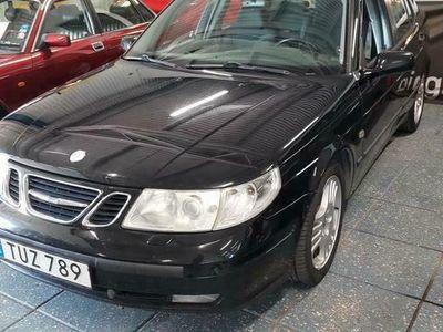 begagnad Saab 9-5 SportSedan 2.0 T