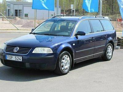 begagnad VW Passat Variant 1.8T Drag150hk