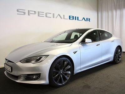 begagnad Tesla Model S 100D AWD 7-Sits Panorama Autopilot Premium