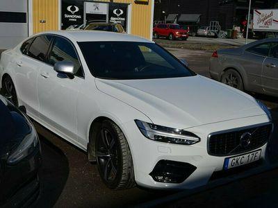 begagnad Volvo S90 D5 235hk AWD Automat R-Design VOC Euro6