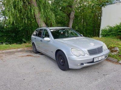 brugt Mercedes C200 KOMPRESSOR -03
