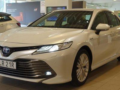 begagnad Toyota Camry 2,5 HYBRID EXECUTIVE GPS MOMS