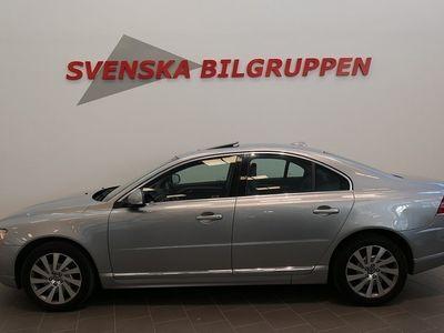 brugt Volvo S80 D3 Summum Aut Nav Eltaklucka LM S+V-Hjul Sedan