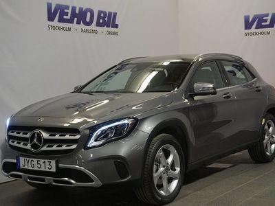 begagnad Mercedes GLA200 Aut Urban Line Backkamera Nav Drag Bi-Xenon