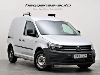 begagnad VW Caddy Panel Van 2.0 TDI / DSG / EU6 / Backkamera