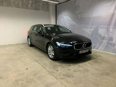 begagnad Volvo V60 D4 Momentum Edition, ader, On Call, Parkeringssensorer Fram Bak, Klimatpaket, Lastpaket Regnsensorer 2019, Kombi 309 500 kr
