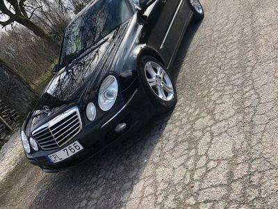begagnad Mercedes 420 CDI