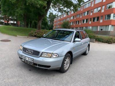 begagnad Audi A4 1.8T -98