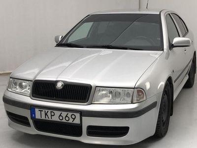 begagnad Skoda Octavia RS Turbo