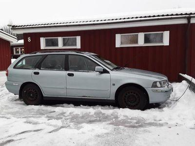 begagnad Volvo V40 2.0T