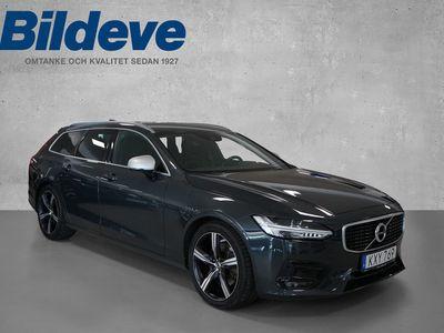 begagnad Volvo V90 D5 AWD R-Design