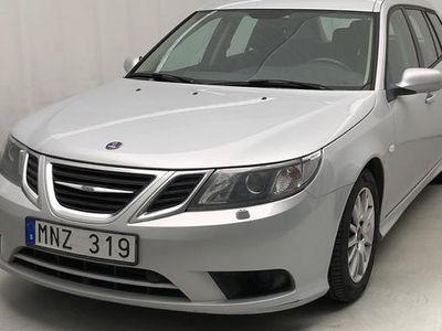 begagnad Saab 9-3 2.0t BioPower SportCombi 2009, Kombi 40 000 kr