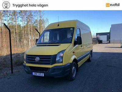 begagnad VW Crafter VW 35 2.0 TDI Skåp 2015, Transportbil Pris 95 000 kr