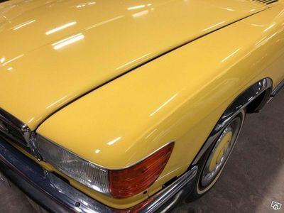 begagnad Mercedes 350 slc -73