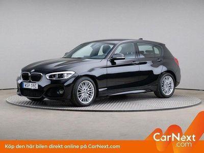 begagnad BMW 120 1 i M-Sport Nav