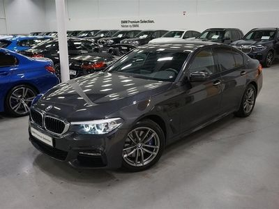 begagnad BMW 530 e iPerformance Sedan M-Sport Navi HiFi Backkamera