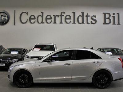begagnad Cadillac ATS 2.0 Aut Premium 2 Ägare 276 Hk