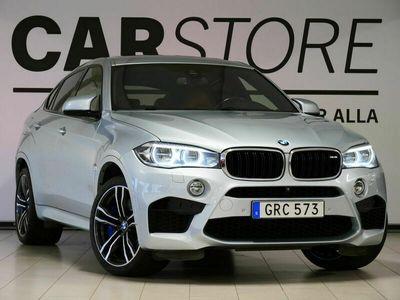 begagnad BMW X6 M B&O HUD Taklucka 2015, SUV 589 000 kr