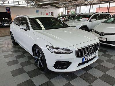 begagnad Volvo V90 D4 R-Design*Geartronic*190hk*