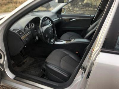 begagnad Mercedes E200 Kompressor