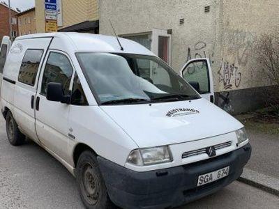 gebraucht Citroën Jumpy Van 2.0 JTD 94hk -01