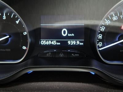 gebraucht Peugeot 2008 1.6 e-HDi (92hk)