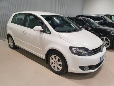 begagnad VW Golf Plus 1.6 Multifuel Style 102HK
