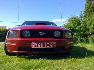 begagnad Ford Mustang GT V8 -08