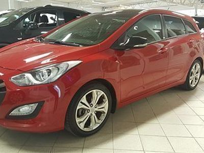 begagnad Hyundai i30 GDH
