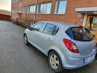 begagnad Opel Corsa 1.3 Enjoy Diesel ( Ny besiktad)
