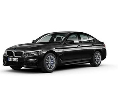 begagnad BMW 530 e xDrive Connected M Sport September lev