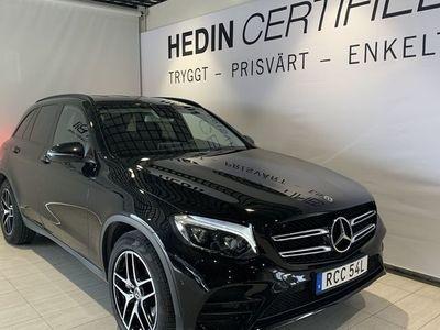 begagnad Mercedes GLC250 250//AMg-Line//Värmare//Drag