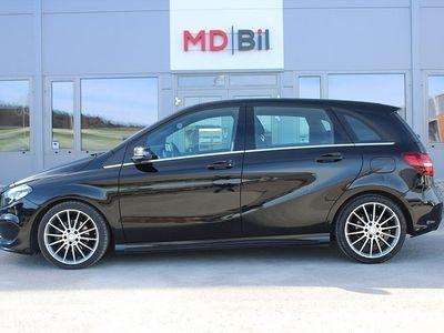 gebraucht Mercedes B180 B-KLASSAMG Sport 0kr kontant möjligt