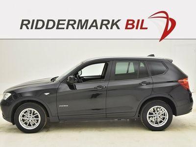 brugt BMW X3 xDrive 20d Tonad Eco Pro Xenon PDC