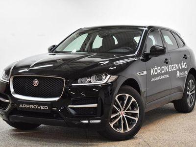 begagnad Jaguar F-Pace Signature R-Sport FE Demo 2020, SUV 506 900 kr
