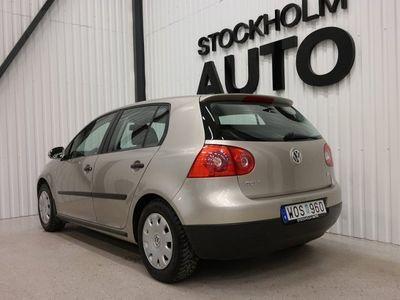 begagnad VW Golf A5 1.6 102hk Trendline -05