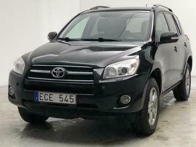 begagnad Toyota RAV4 2.0 2009, SUV Pris 66 000 kr