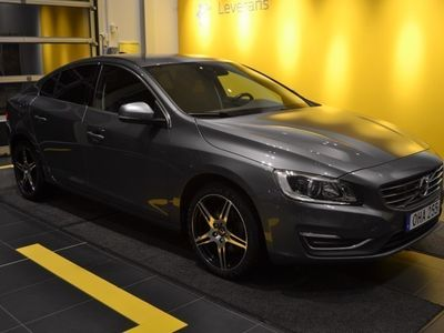 begagnad Volvo S60 T3 aut Business Advanced