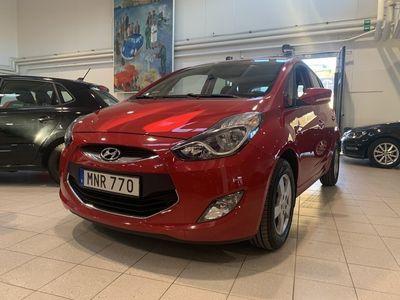 begagnad Hyundai ix20 1.6 Manuell, 125hk, 2014