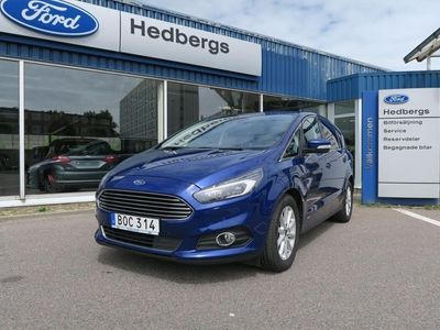 begagnad Ford S-MAX BUSINESS 2.0TD