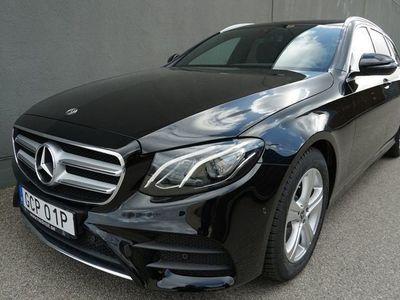 begagnad Mercedes E220 //Aut//AMG Line//Dragkrok//Värmare//